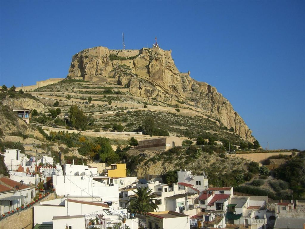 "Замъкът ""Санта Барбара"", Аликанте   Loyal Travel Blog"