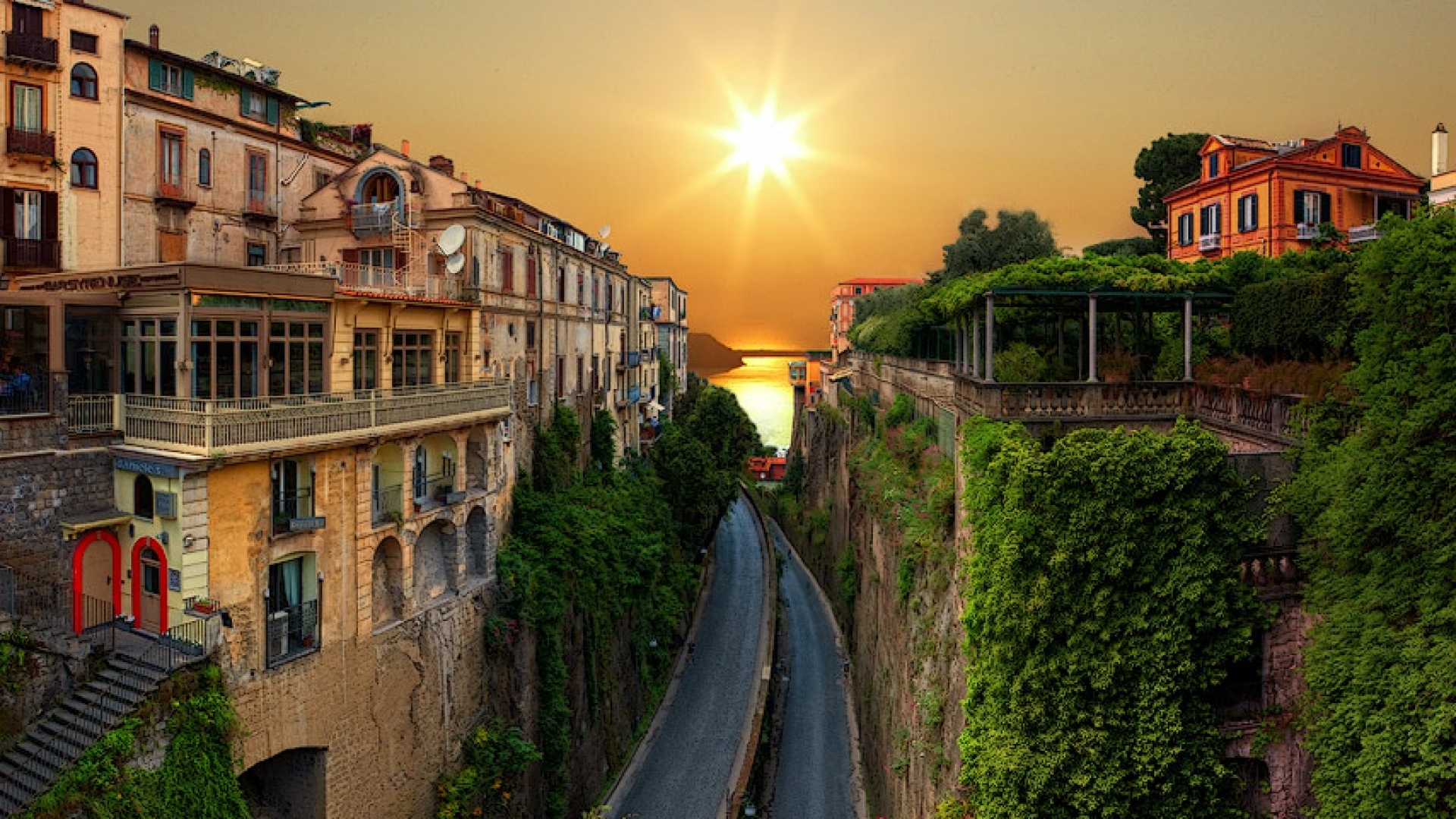 Соренто, Италия