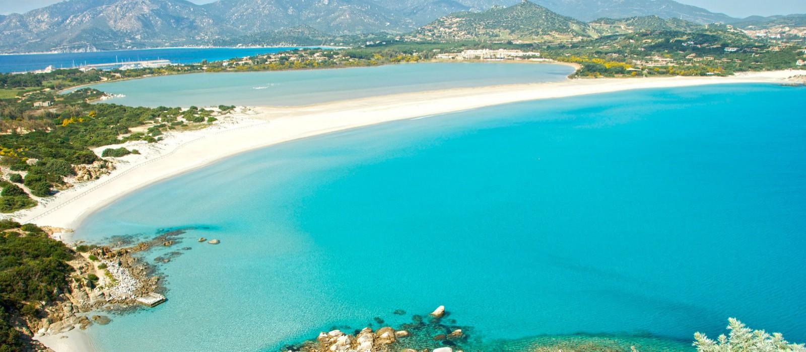 Плажовете на остров Сардиния, Италия