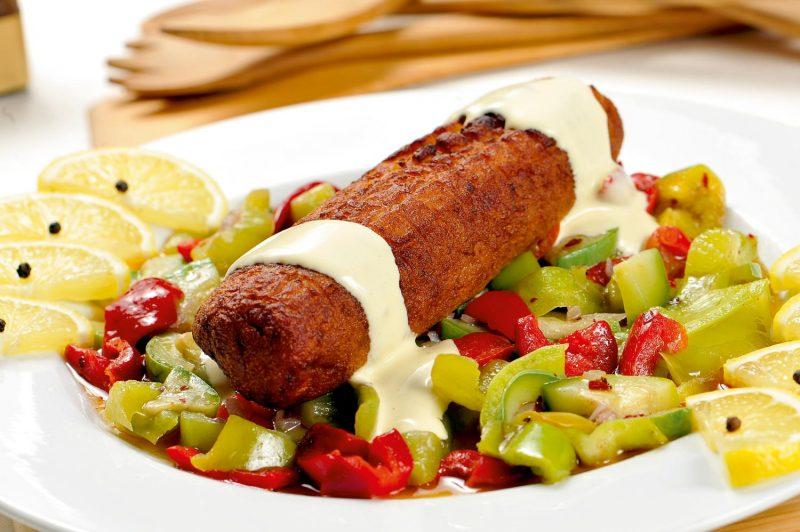 сръбско-ястие