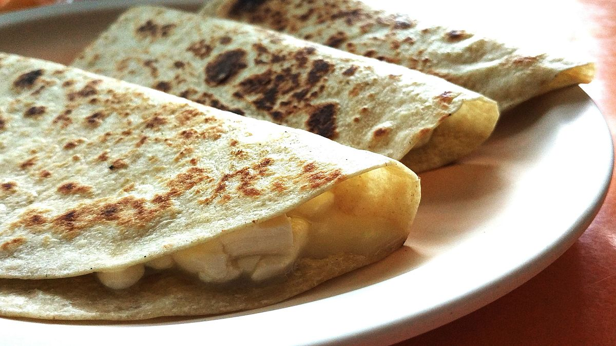 кесадиля-храна-от-мексико