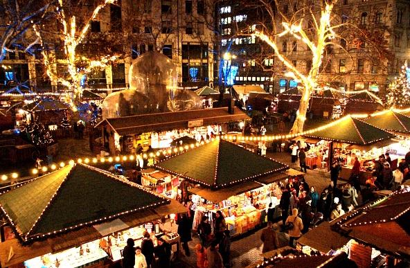 Коледни-базари-Европа-Будапеща