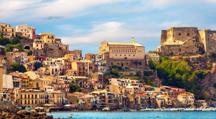 Калабрия-Италия