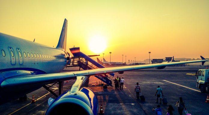 летене-със-самолет