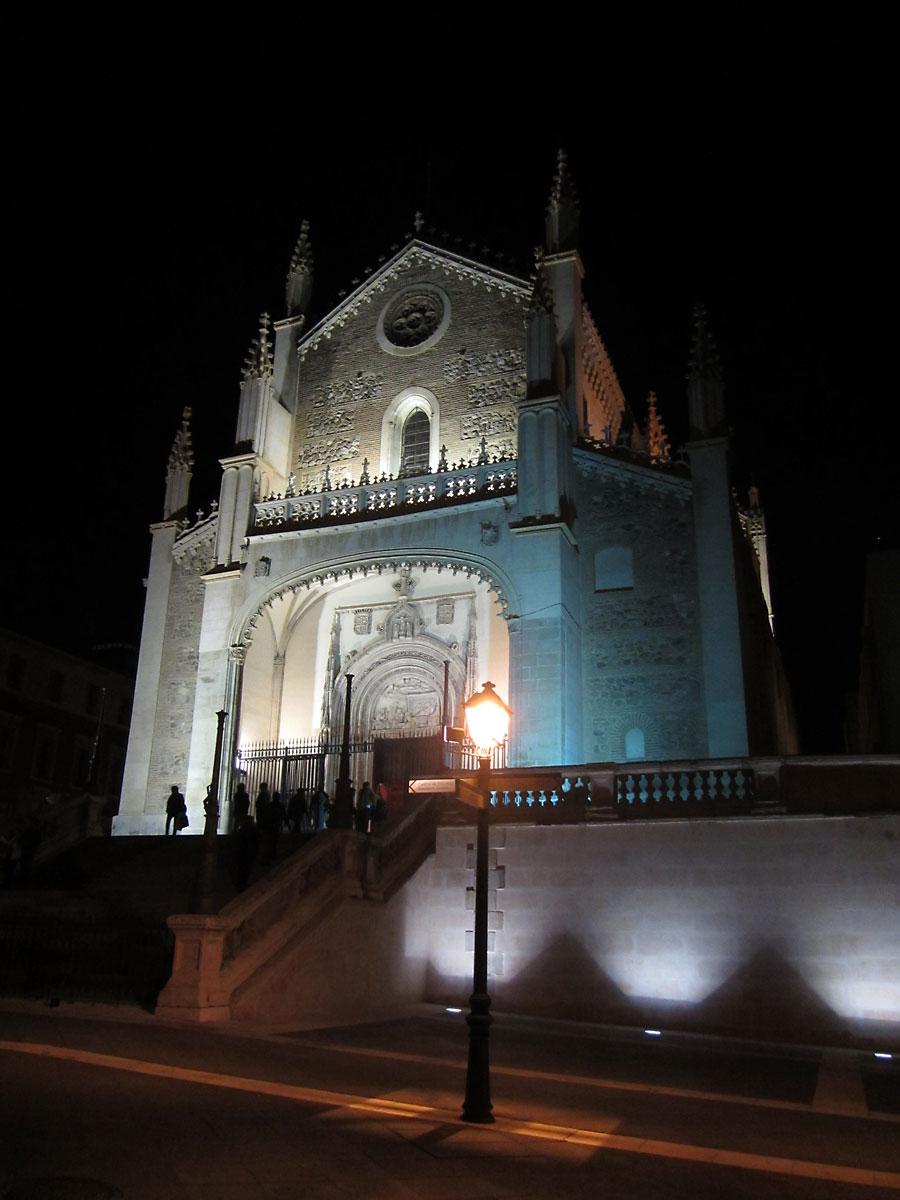 Мадрид, църква Свети Джером