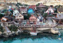 Селото на Попай в Малта