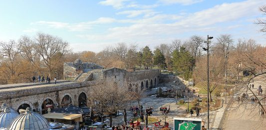 Ниш - крепостта