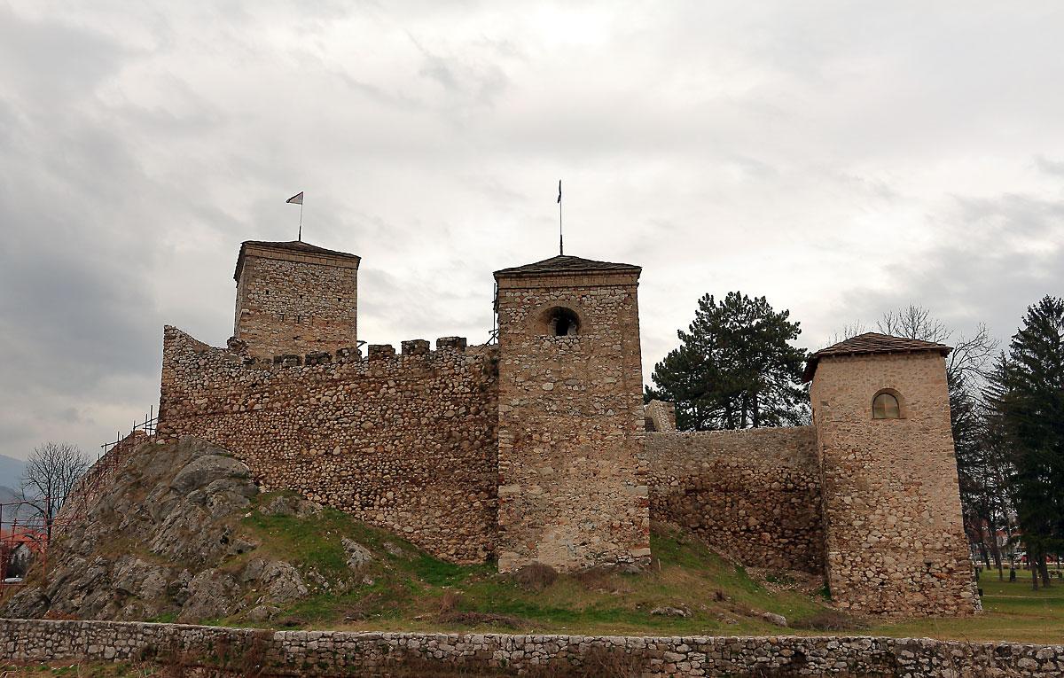 Пиротска крепост
