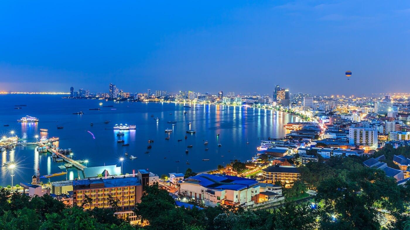 патая-тайланд