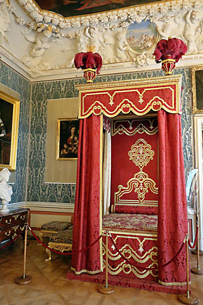 Дворец Виланов: интериор