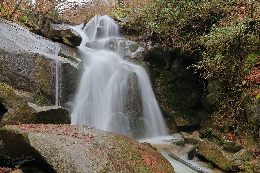 Делчевски водопад