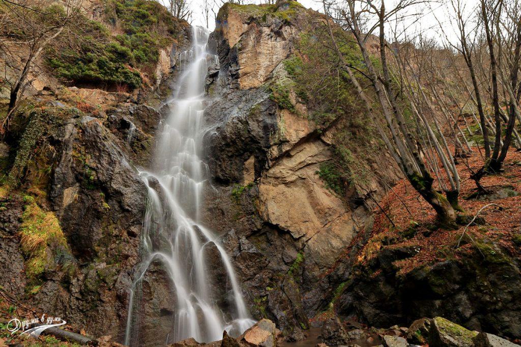 Екопътека Струилица край Девин: водопад Самодивско пръскало