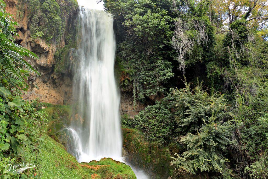 Горният водопад