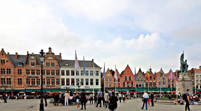 Централният площад (Markt)