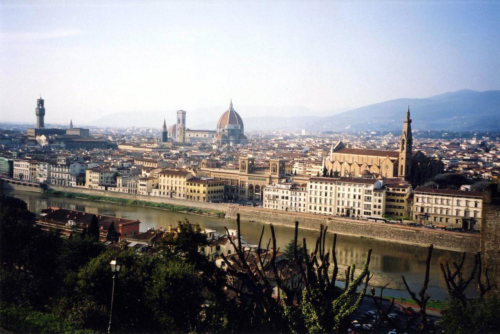 площад Микеланджело