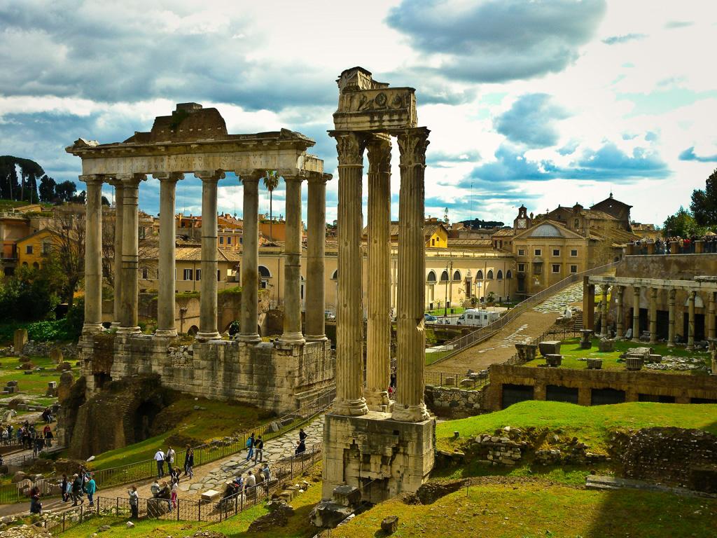 Римският форум | Loyal Travel