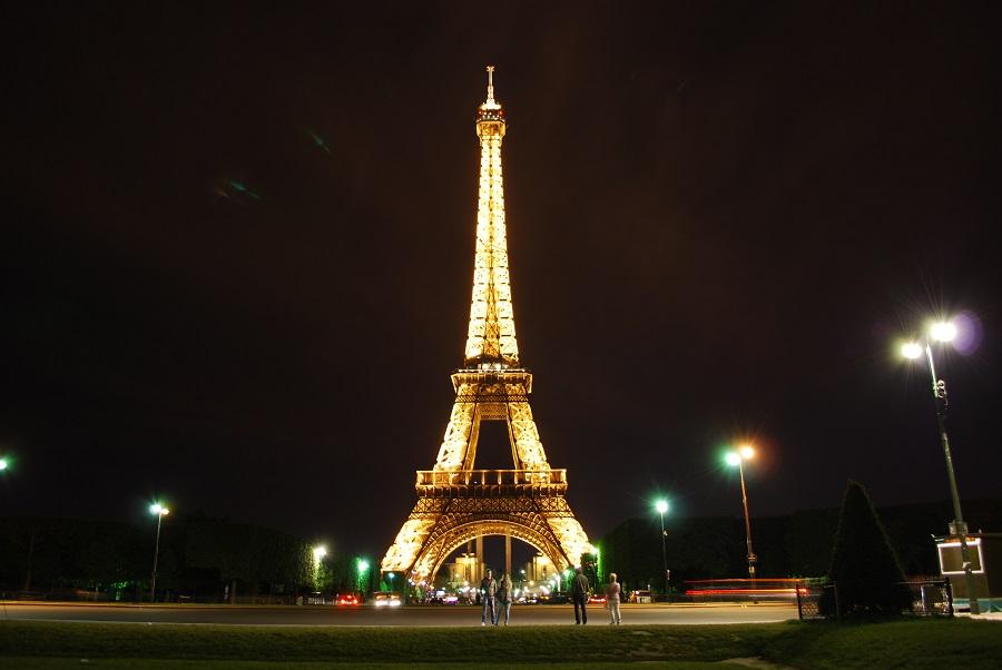 пролетни дестинации в европа - париж