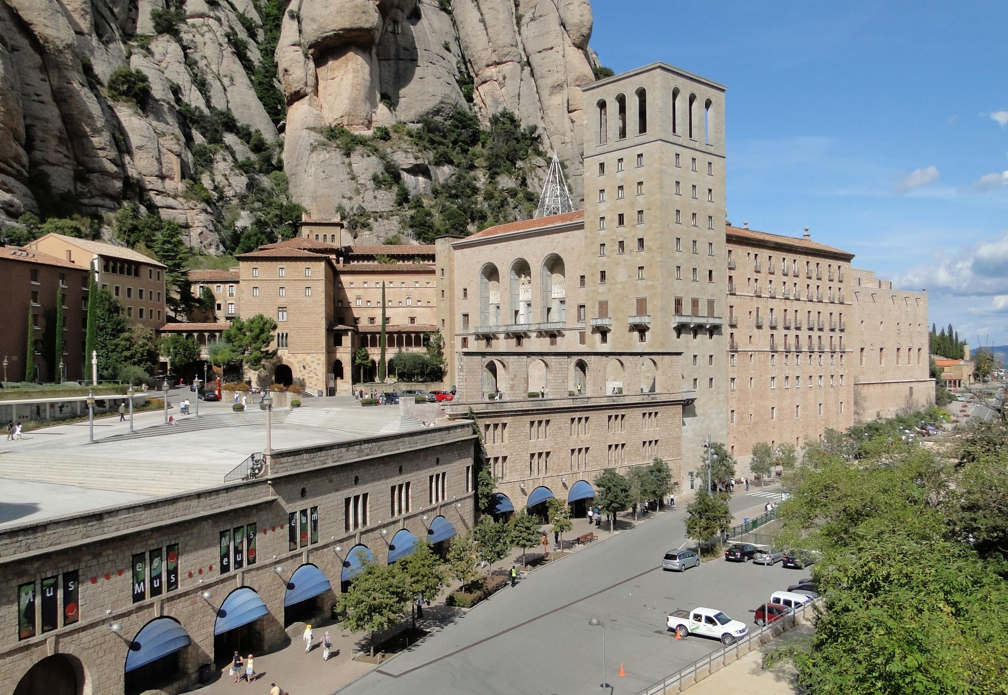 Манастир Монсерат, Каталуния, Испания