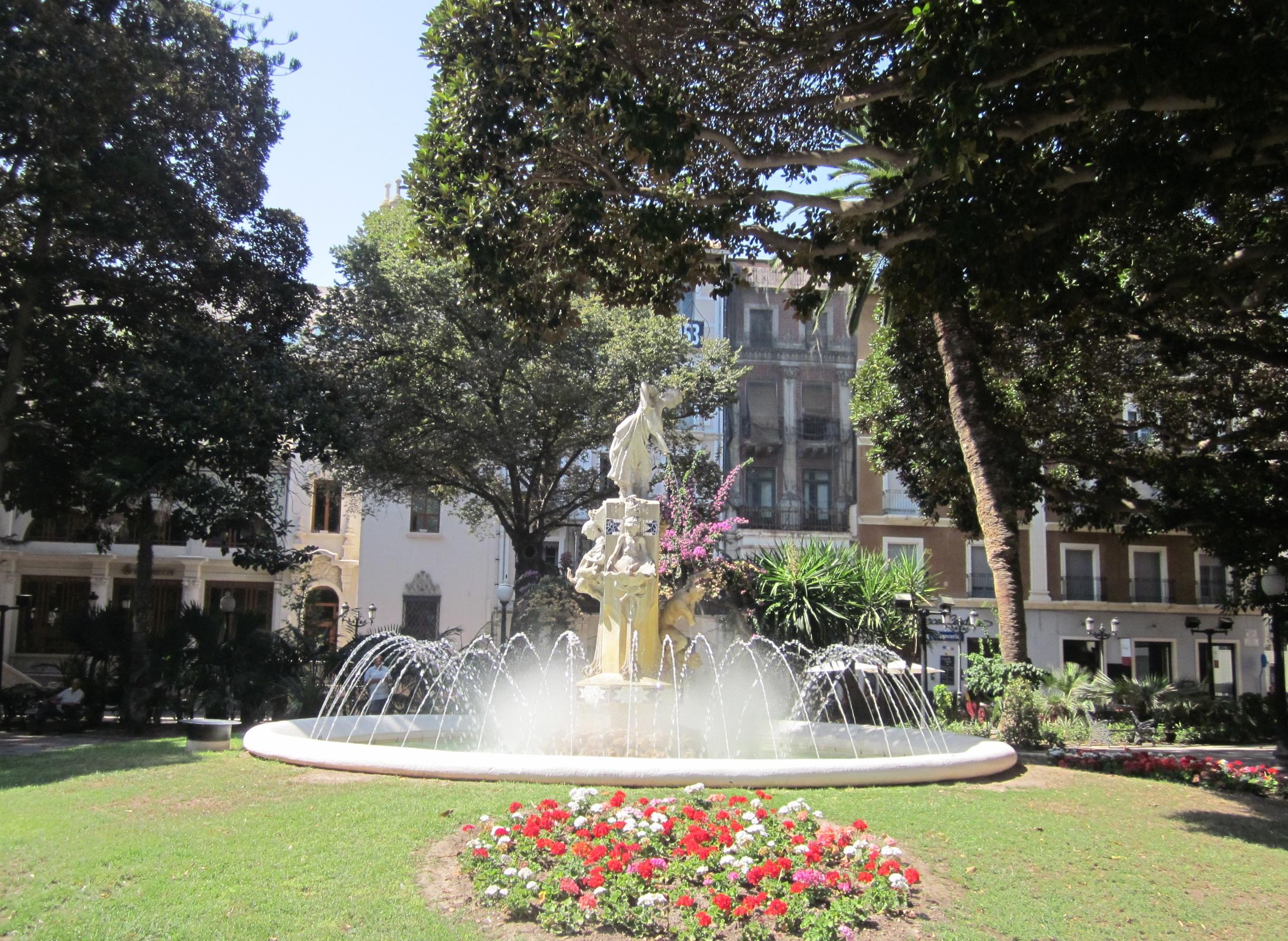 Парк де Каналехас, Аликанте   Loyal Travel Blog