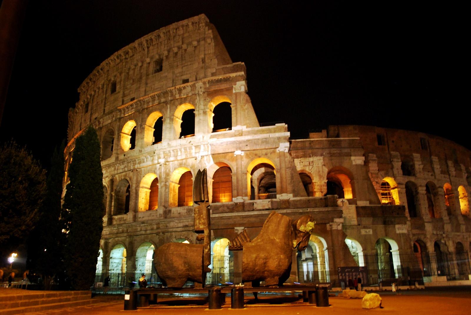 Рим за 3 дни - Колизеумът