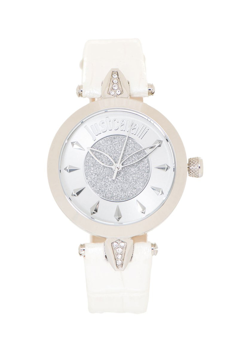 Just Cavalli : Pearly White Watch | FashionDays