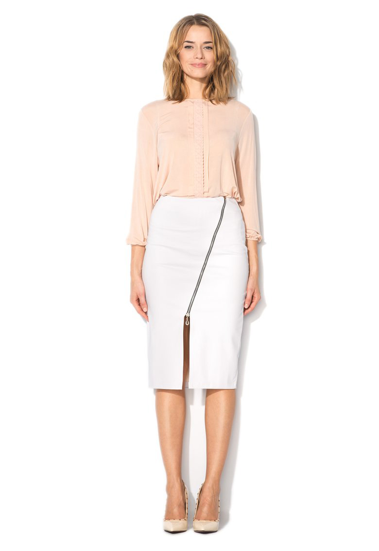 Zee Lane : White Skirt |FashionDays