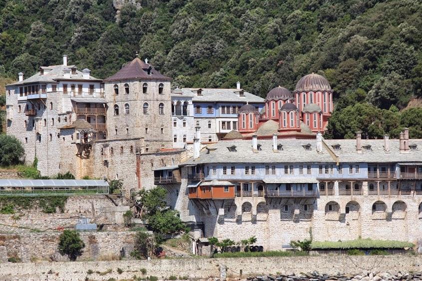 Атонски манастири | Loyal Travel Blog