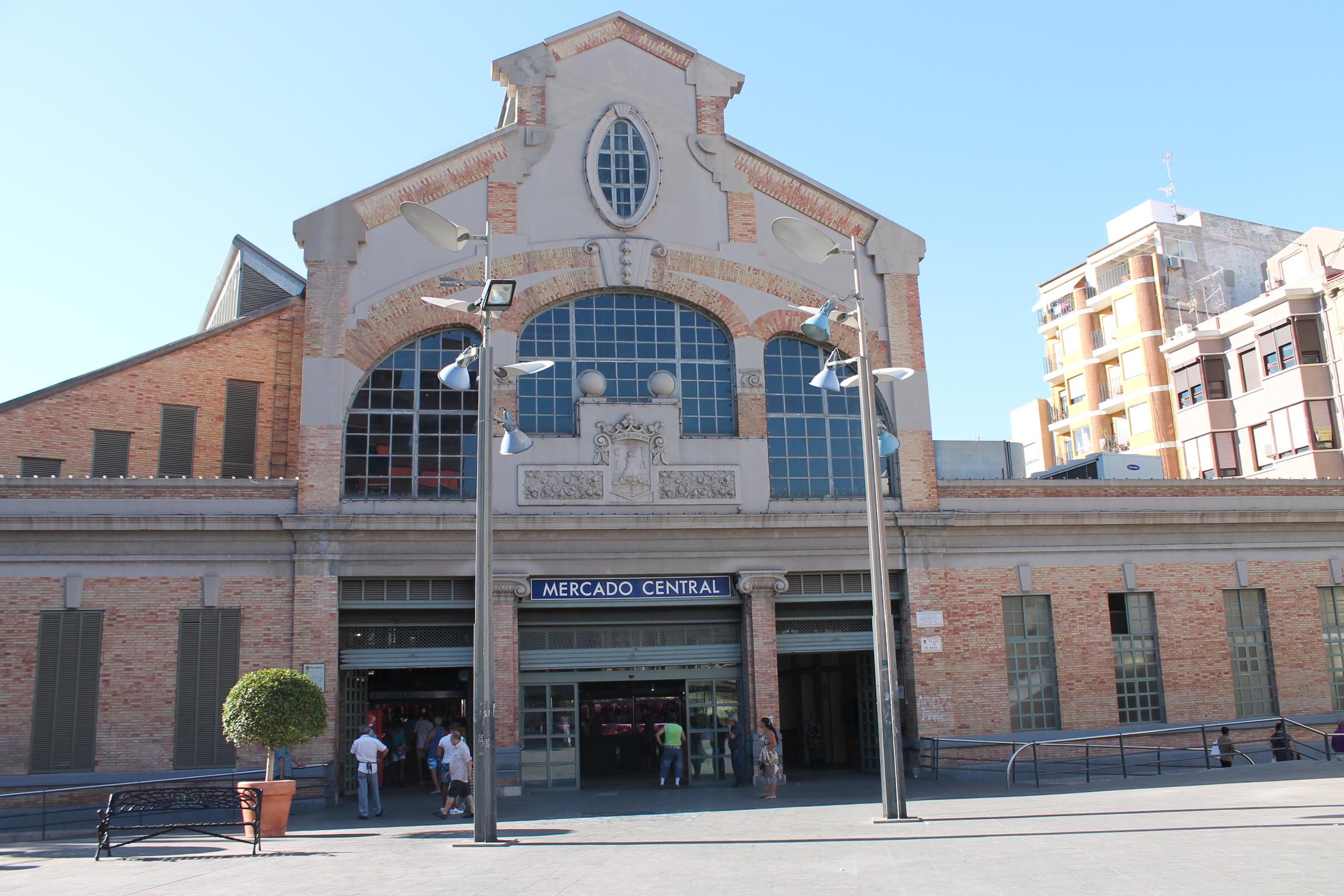 Централният пазар в Аликанте   Loyal Travel