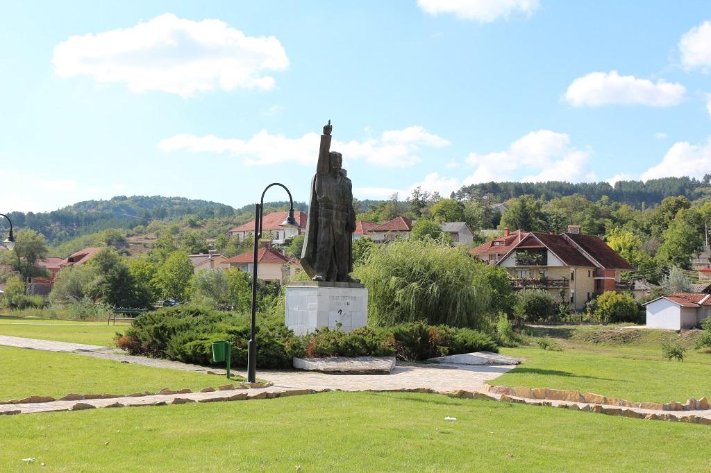 Берово, Македония