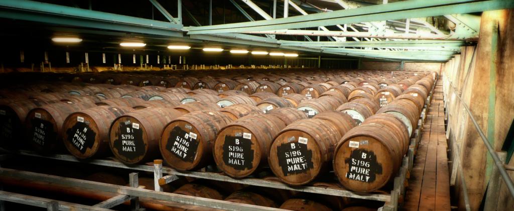 The Old Bushmills Distillery, County Antrim, Northern Ireland