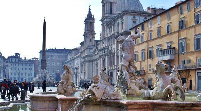 Рим за 3 дни - Пиаца Навона