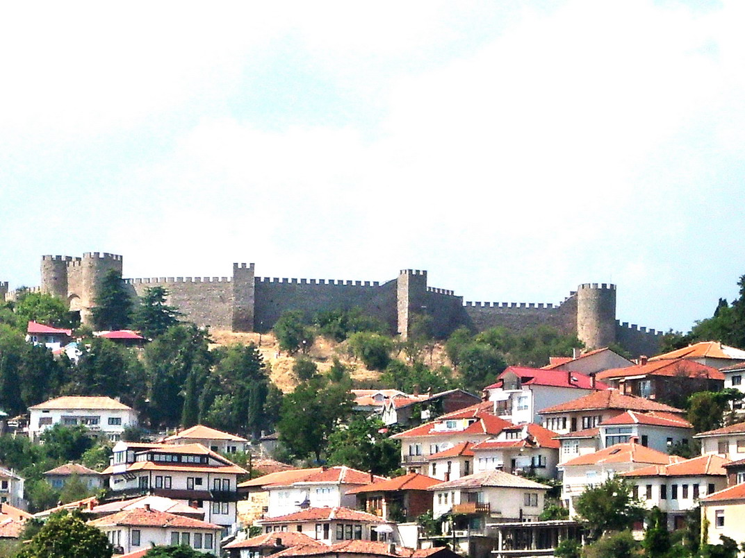Охрид - Самуиловата крепост