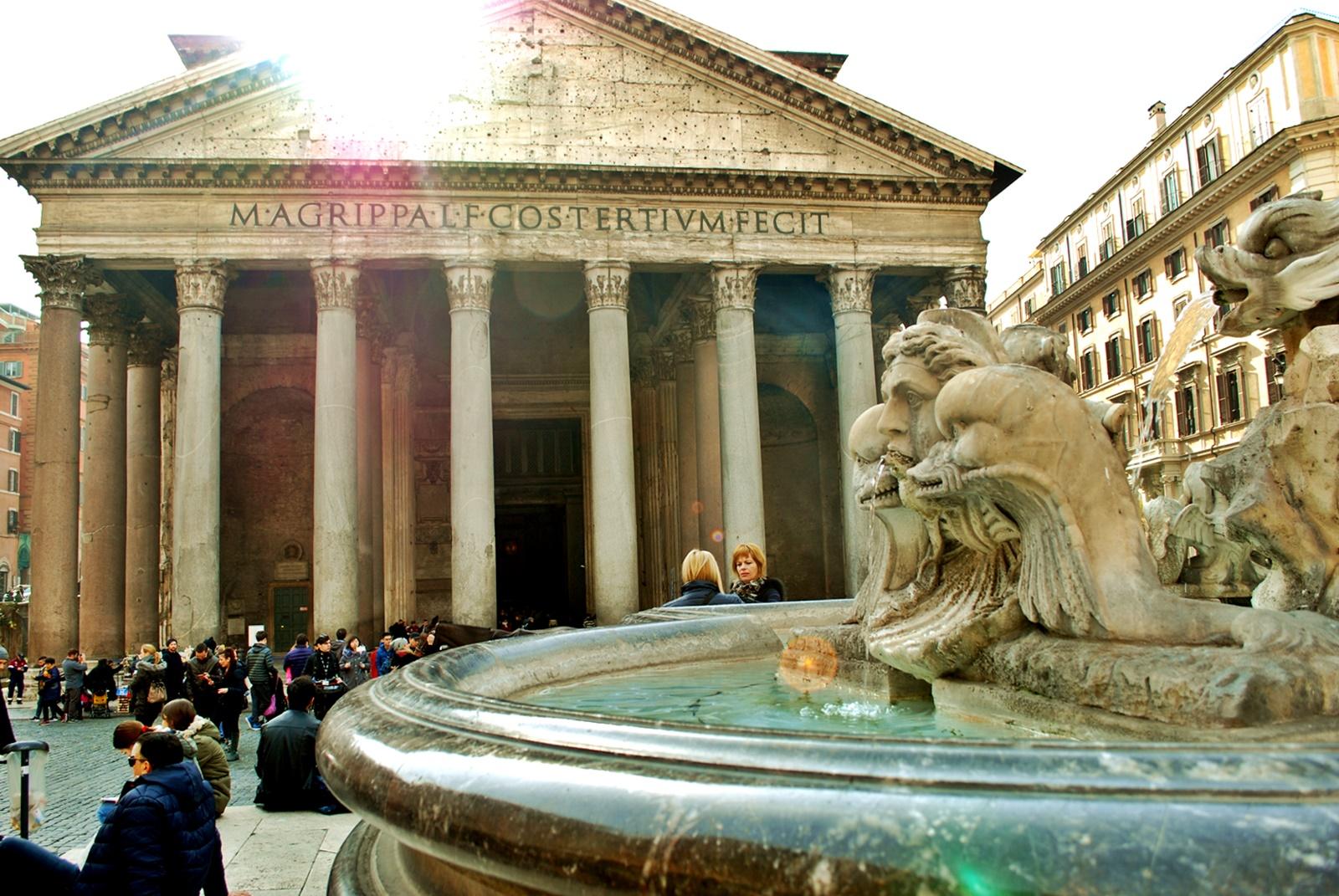 Рим за 3 дни - Пантеонът