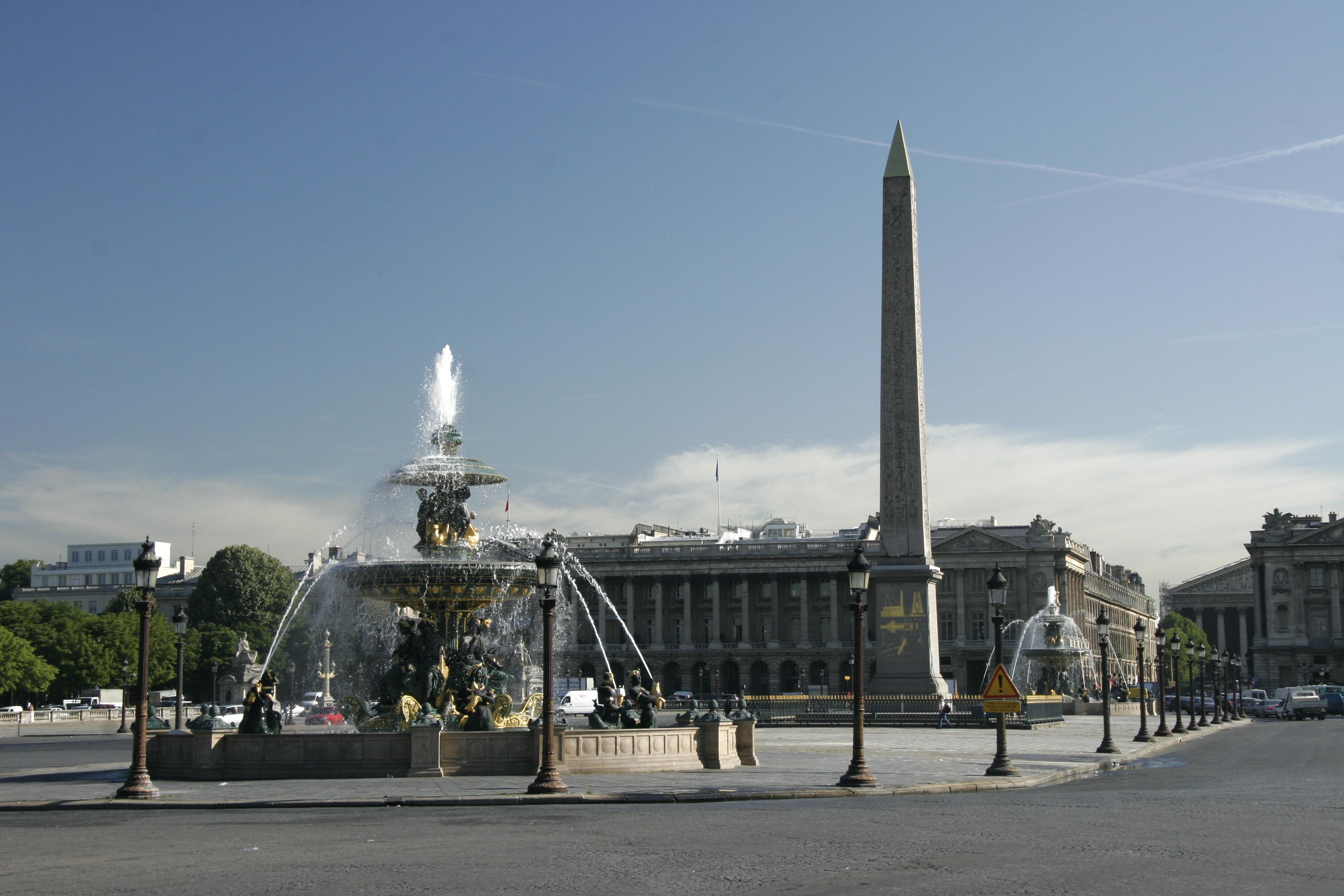 Площад Конкорд | Loyal Travel Blog