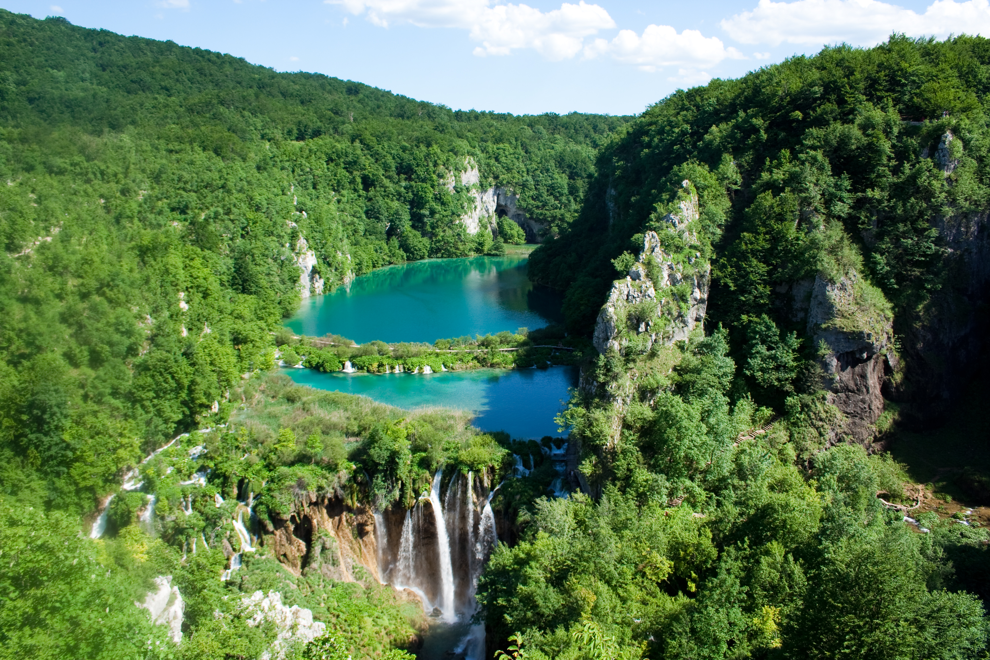 Плитвички езера - Хърватска