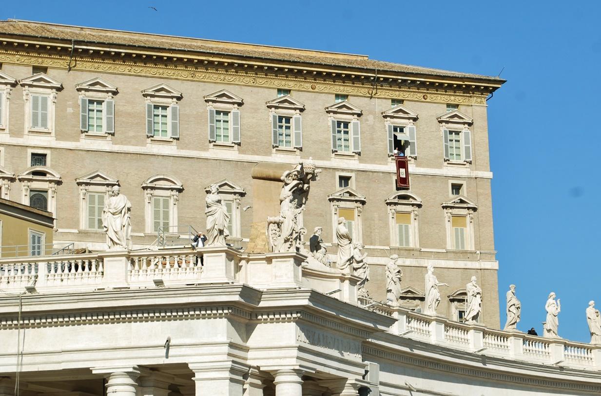 Рим за 3 дни - папата