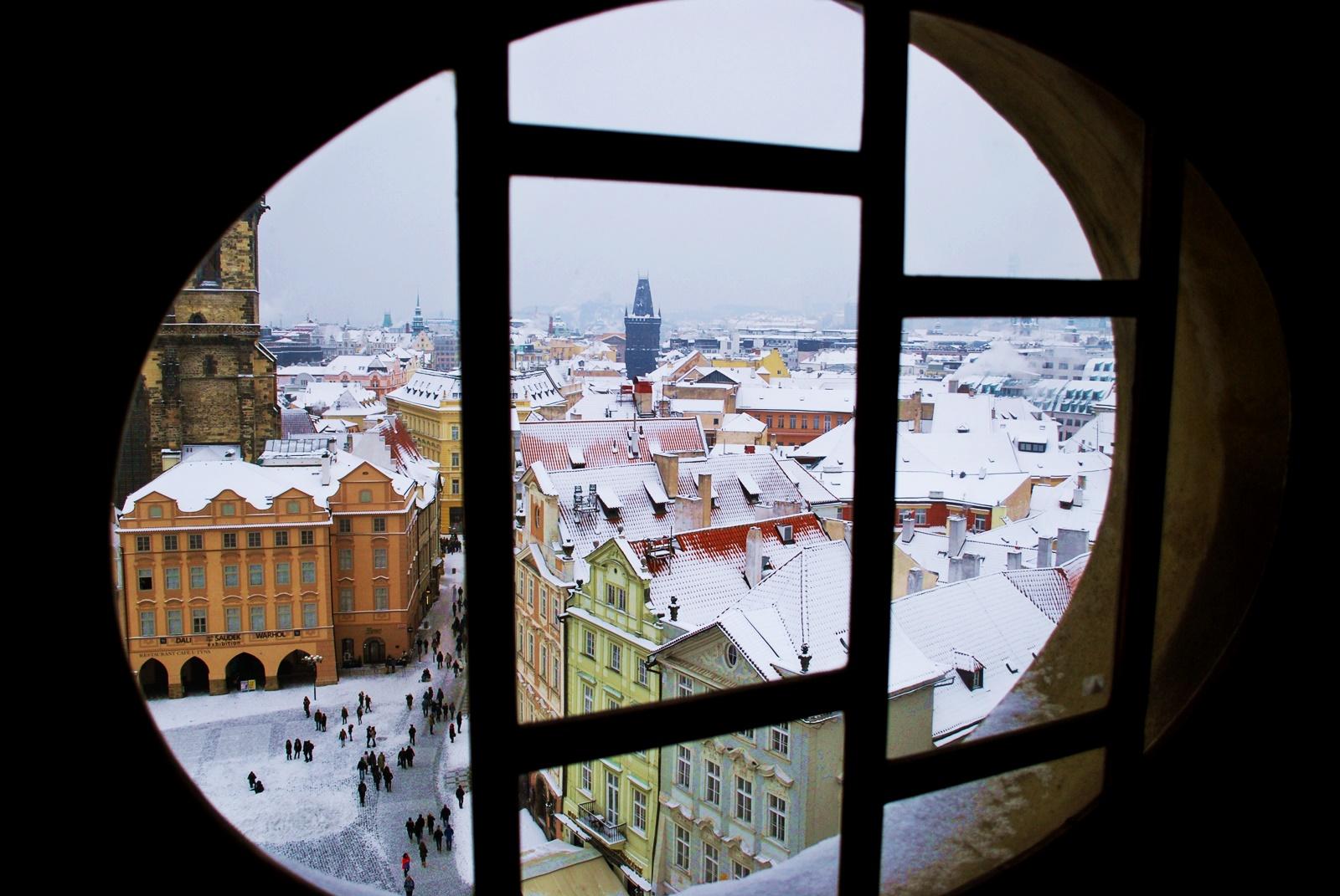 Кула Орлой в Прага