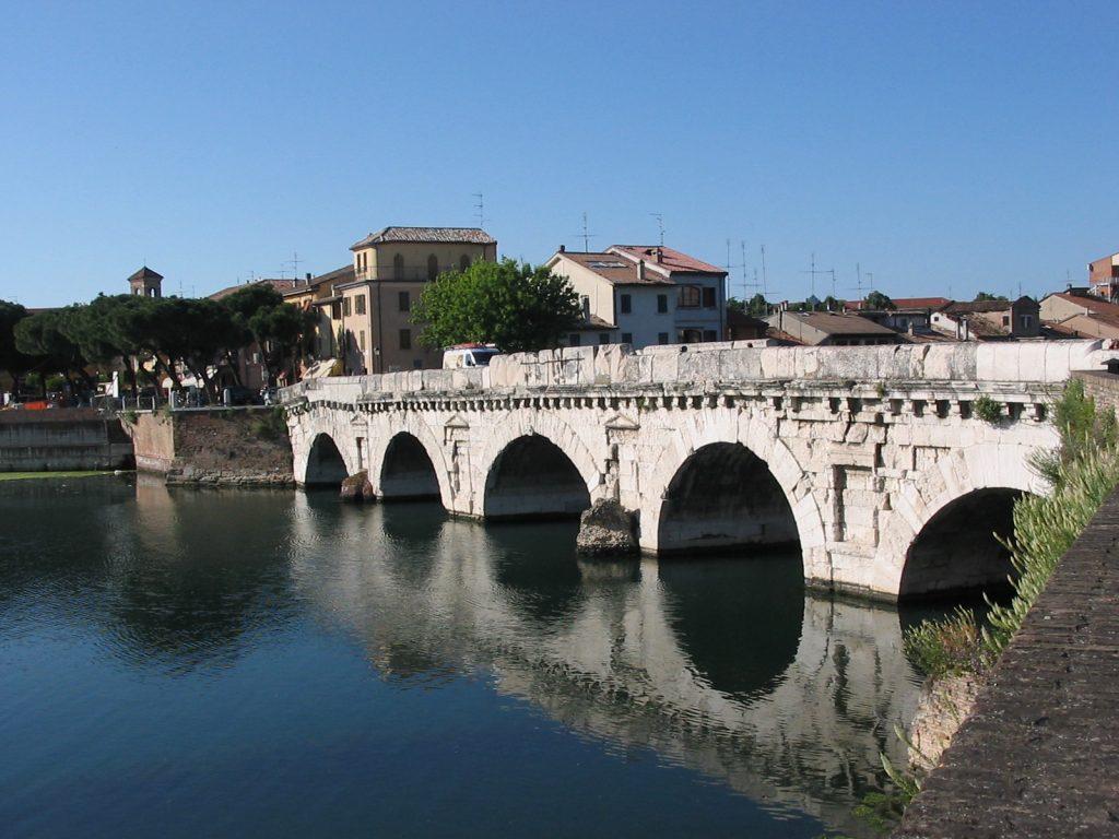 Моста Рубикон, Римини | Loyal Travel Blog