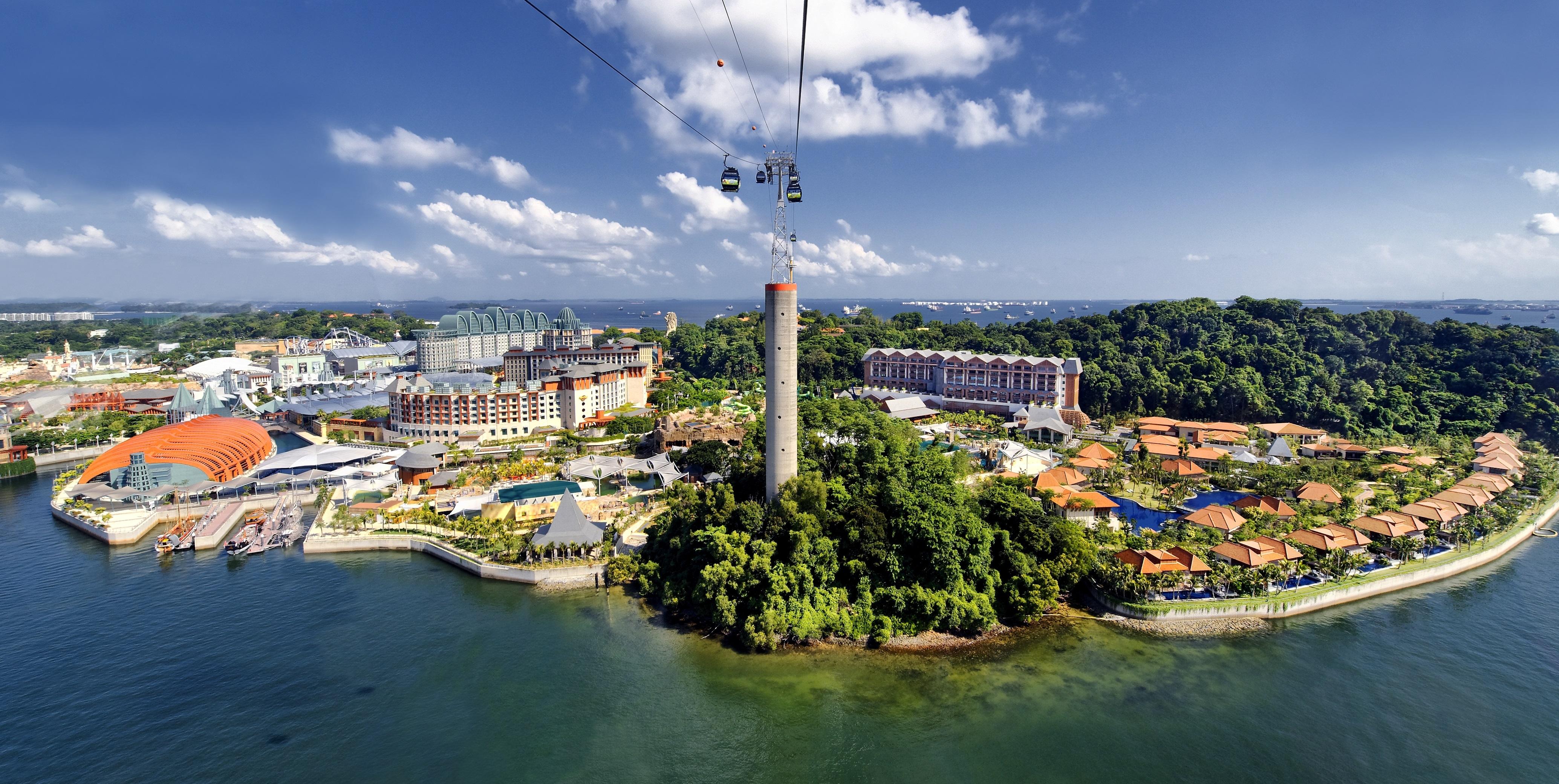 остров Сентоса, Сингапур | Loyal Travel Blog