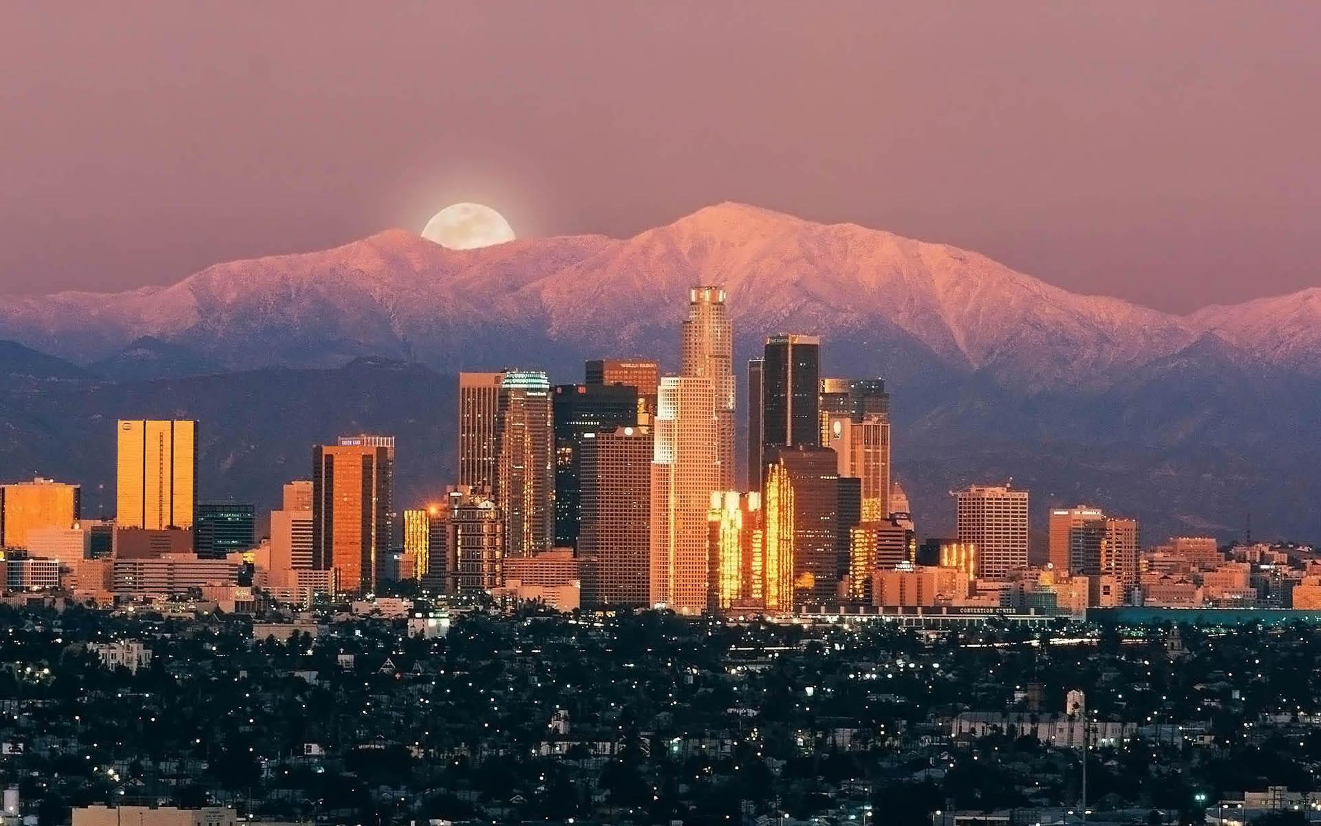 Лос Анджелис