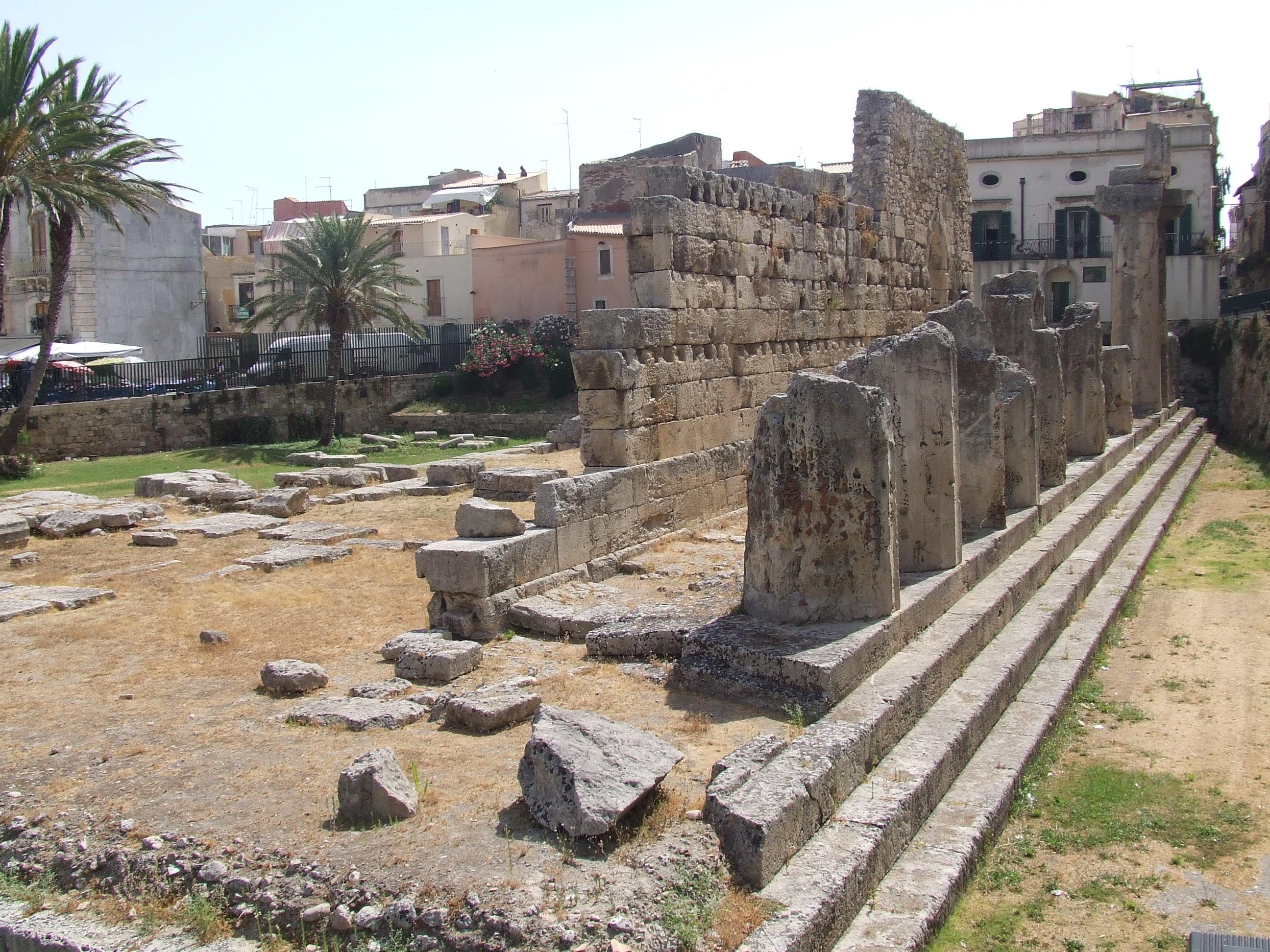 Сиракуза, Сицилия