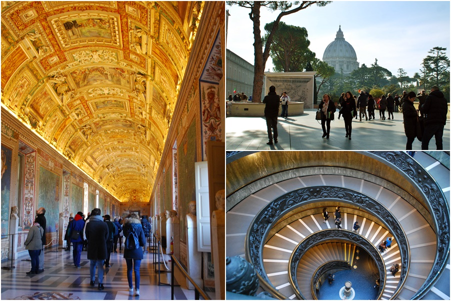 Рим за 3 дни - Ватикански музеи