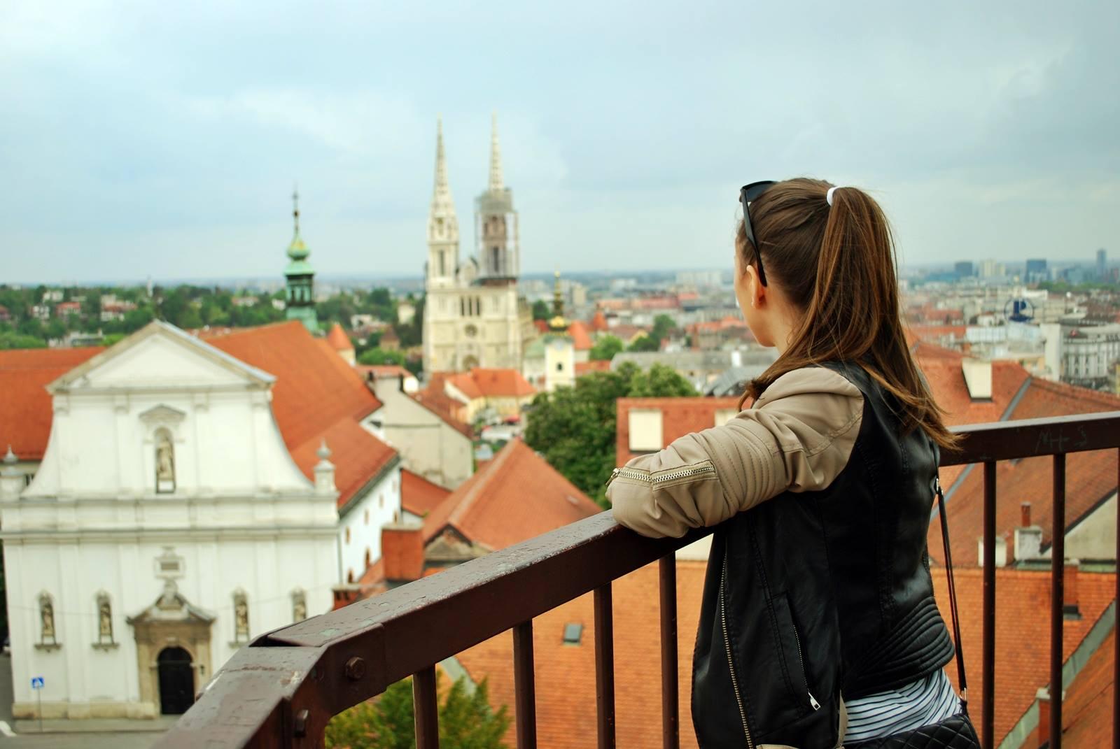 пролетни дестинации - загреб, хърватия