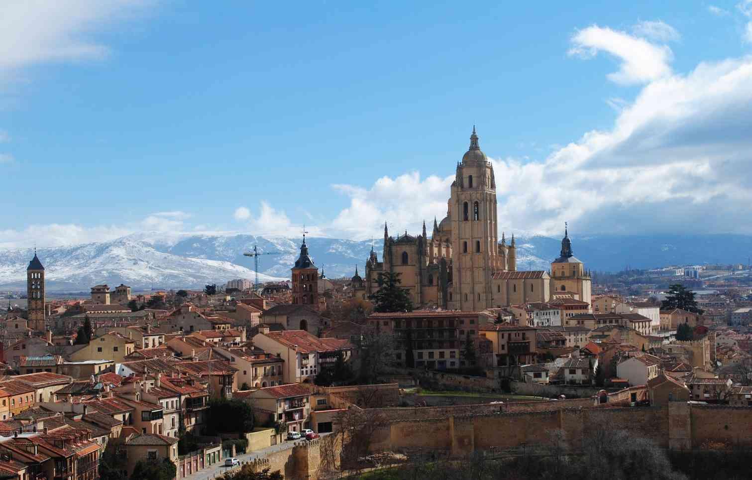 АЛКАЗАР – Сеговия, Испания