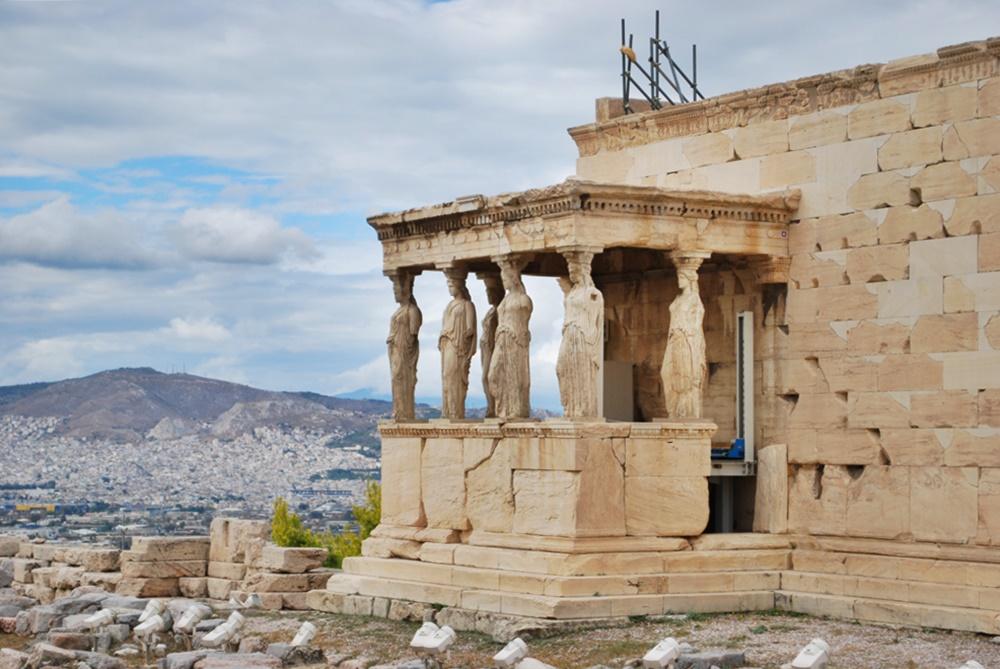 пролетни дестинации в Европа - атина, гърция
