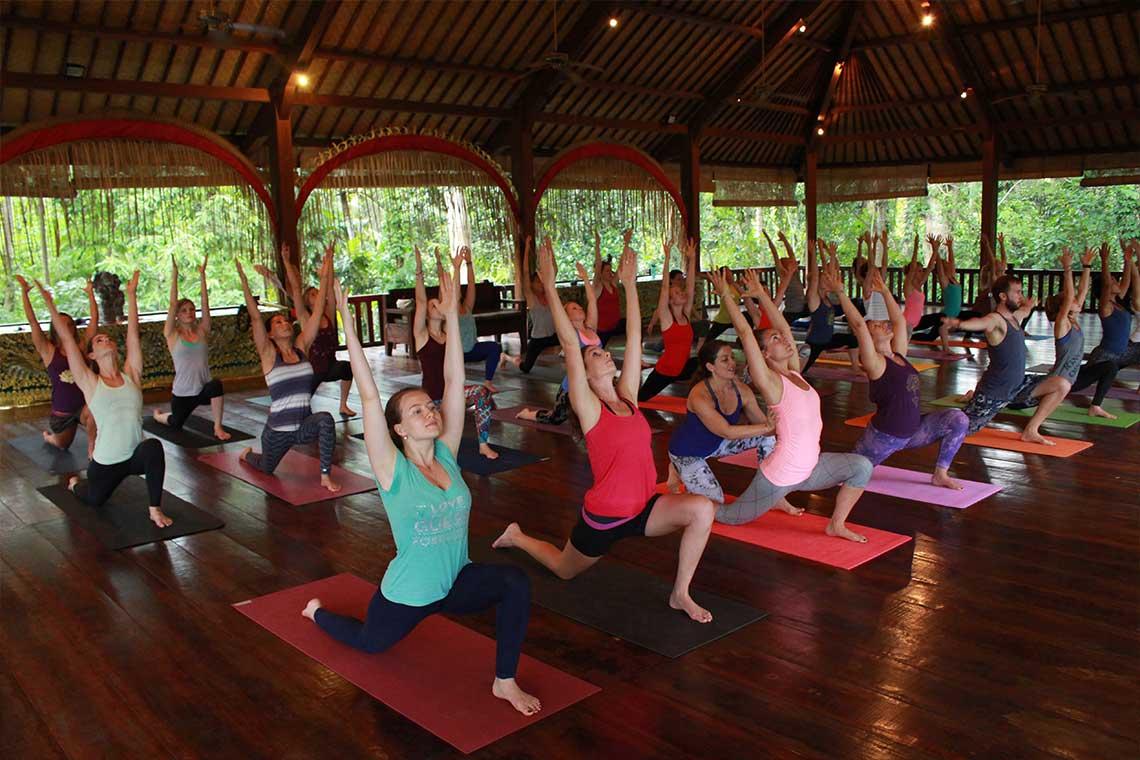 Йога на о-в Бали | Loyal Travel Blog