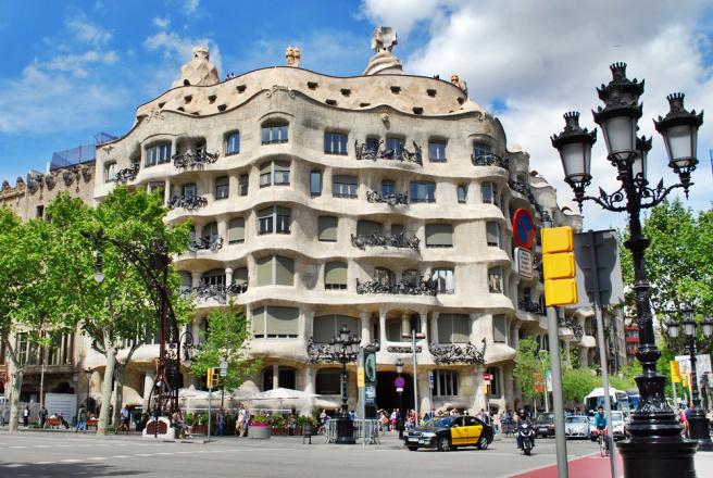 Каса Мила Барселона