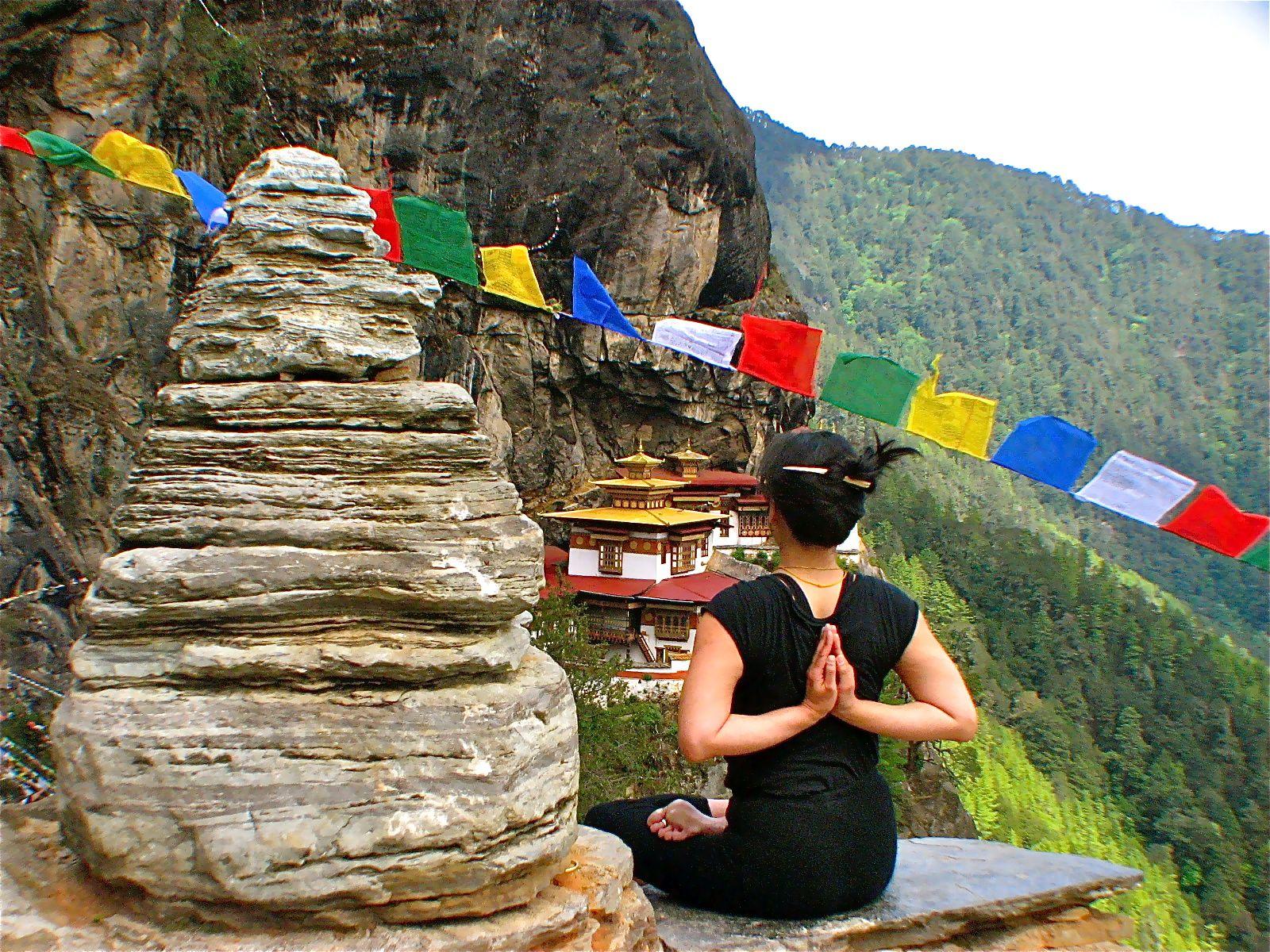 Йога в Тибет | Loyal Travel Blog