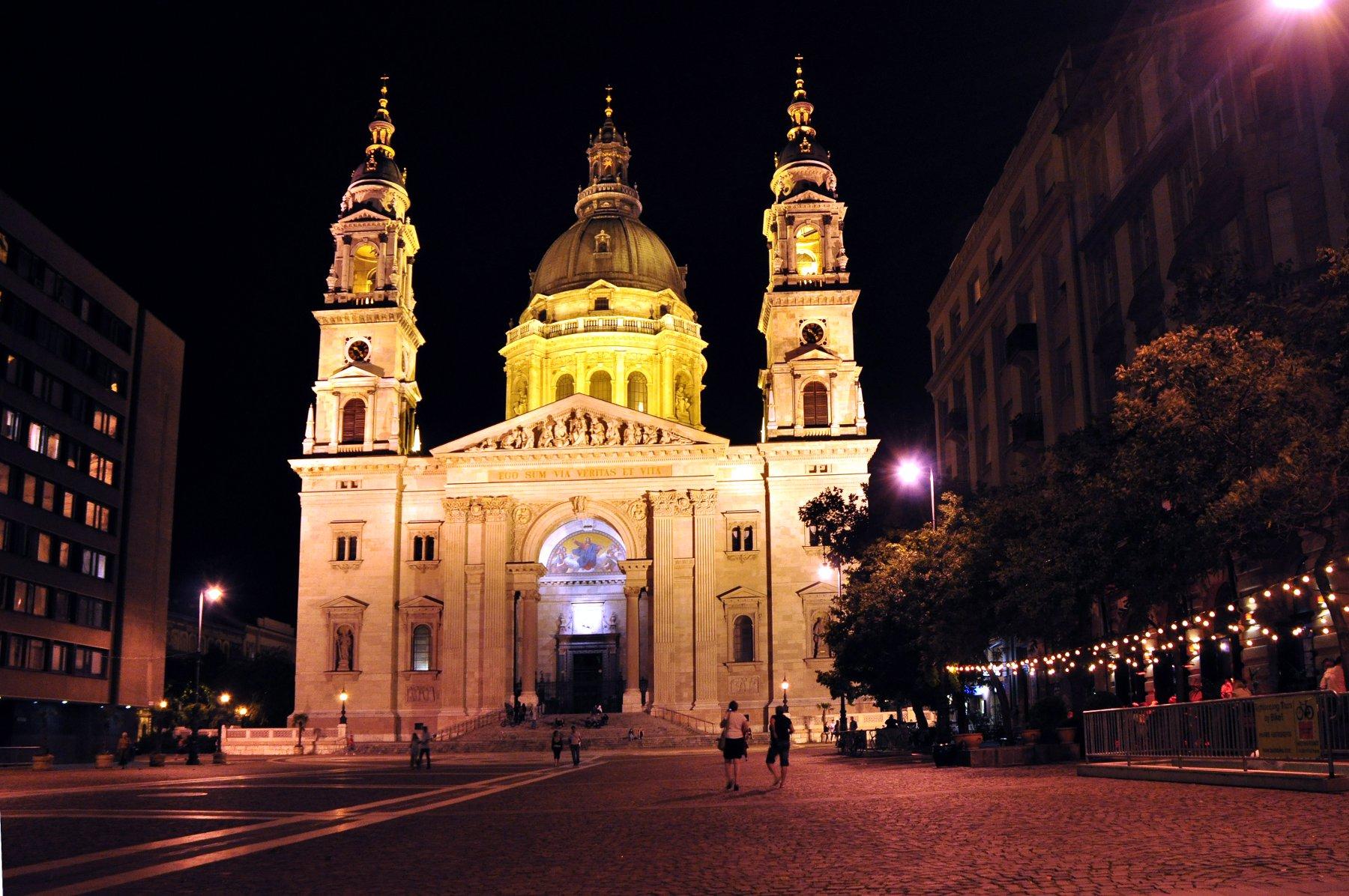 базилика Свети Стефан