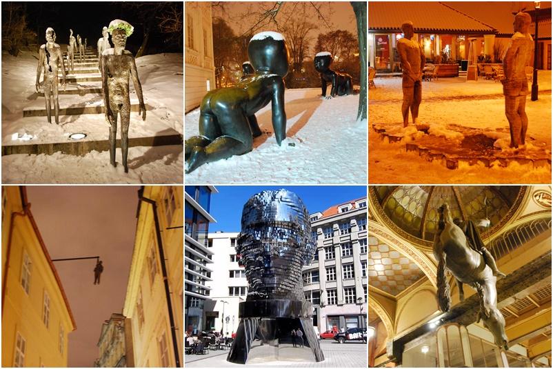 Статуи в Прага